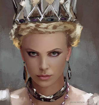 The Queen by Andra Watson