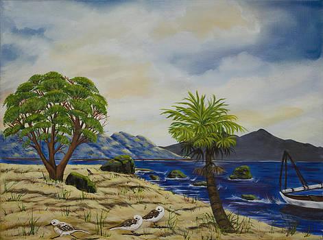 The Quiet Harbor by Susan Culver