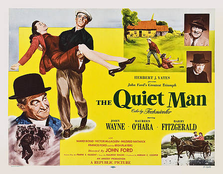 The Quiet Man, From Lower Left Barry by Everett