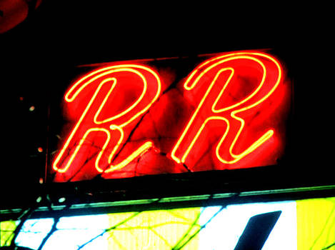 The R and R by Luis Ludzska