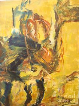 The Race In the Desert by Fereshteh Stoecklein
