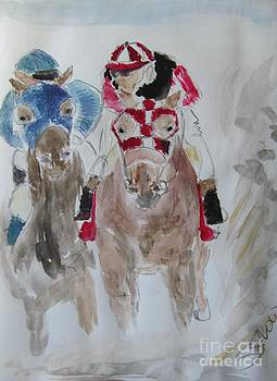 The Race by Susan Voidets