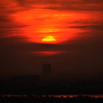 The Raising Sun by Farah Faizal