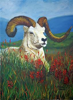 The Ram by Esther Rivas