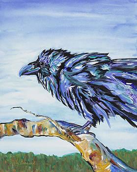 The Raven by Dale Bernard