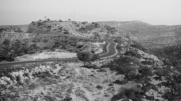 The real path. by Mehdi Laraqui