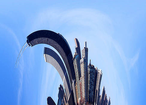 The Real Windy City - Chicago by James Hammen