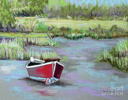 The Red Boat Chronicle  by Rosemary Aubut