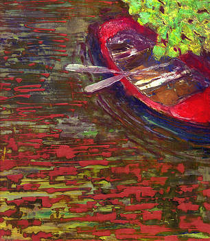 The Red Boat by Daniel Bonnell