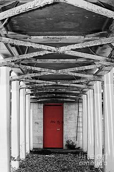 The Red Door by Jonathan McCallum