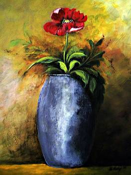The Red Flower by Sheila Neeley