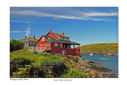 The Red House by George Salter