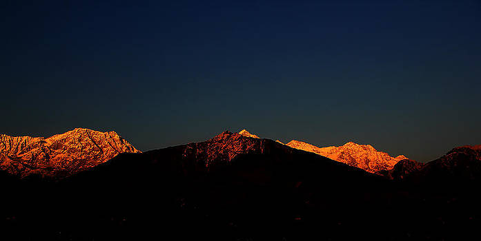 The Red Mountains by Vishal Kumar