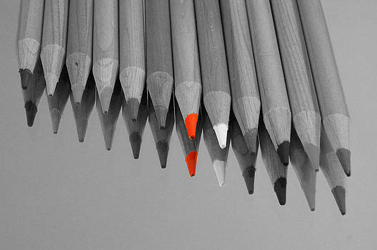 The Red Pencil by Kathy Churchman