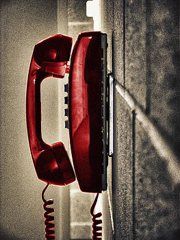 The Red Phone by Dan Quam
