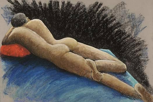 Joy Bradley - The Red Pillow