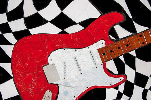 Roger Mullenhour - The Red Tile Guitar