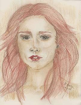 The RedHeaded Girl by Deborah Gorga