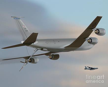 The Refueling Mission by Michael Lovell