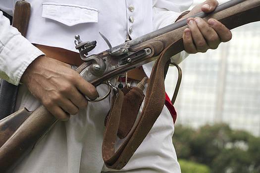 Venetia Featherstone-Witty - The Rifleman