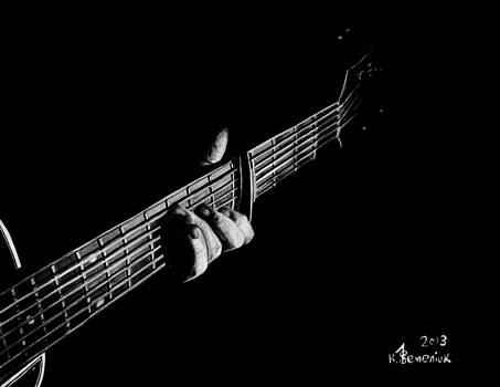 The Right Chord by Kayleigh Semeniuk