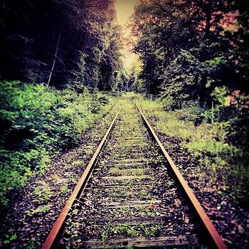 The Right Track by Daniel Fontana
