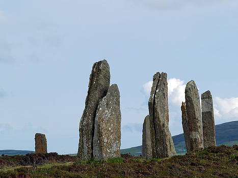 The Ring of Brodgar by Steve Watson