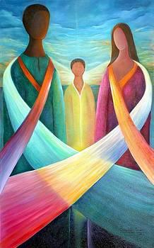 The Rising Sun by Claudette Dean