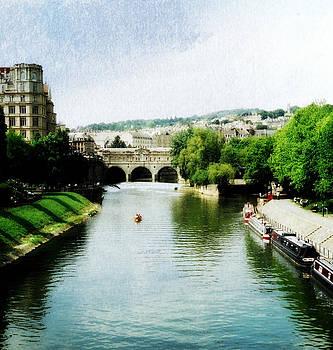 Marilyn Wilson - The River Avon