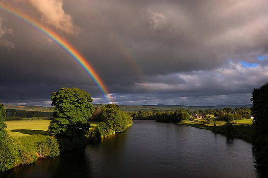 The River Beauly by Gavin Macrae