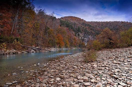 The River Runs Through by Renee Hardison