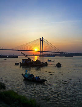 The River by Sourav Bose