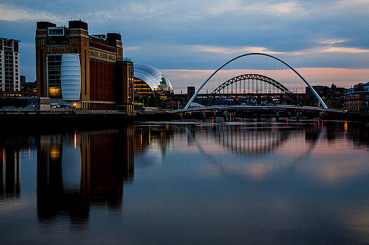 Danny Brannigan - The River Tyne