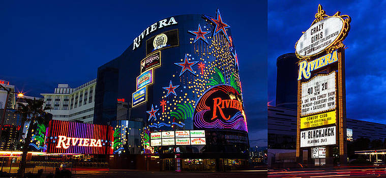 The Riviera 1955-2015  by James Marvin Phelps
