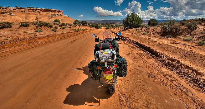 The Road Ahead by Britt Runyon