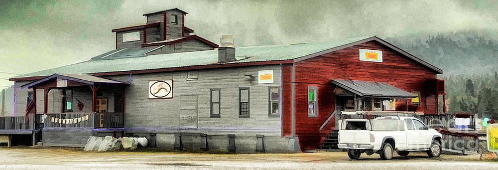 The Road House by Sam Rosen