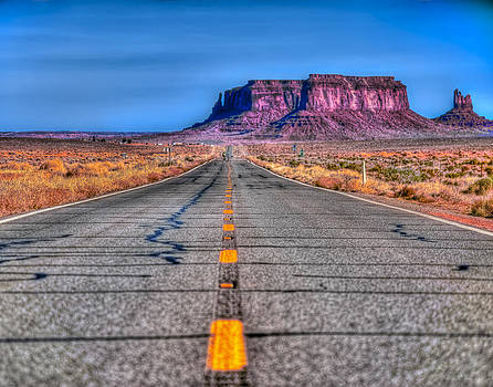 The Road by Mike Berry