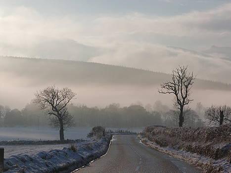 The Road to Finzean by Jennifer Watson