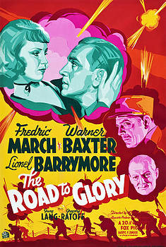 The Road To Glory, Us Poster Art by Everett