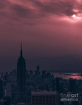 The Rockefeller's view  by Tom Migot