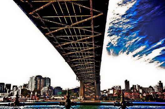 The Rocks Sydney by Kornrawiee Miu Miu