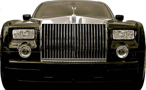 The Rolls Royce by Michael Albright