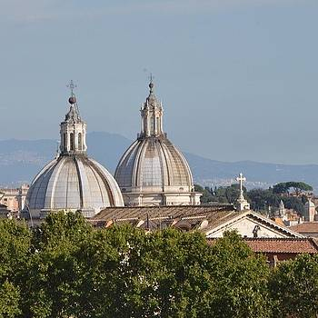 Eve Tamminen - The Rooftops Of Rome.. #travel
