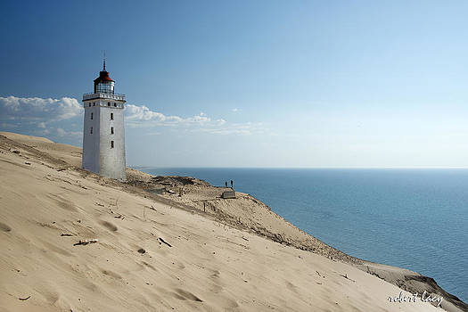 The Rubjerg Lighthouse by Robert Lacy