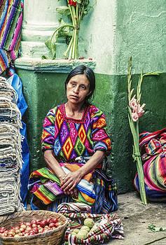 The Sad Vendor by Tina Manley