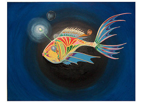 The SaShei fish by Samuel Vain