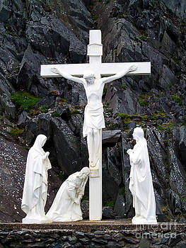 The Savior by Patricia Griffin Brett