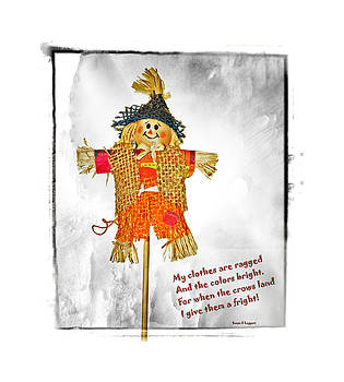 The Scarecrow by Susan Leggett