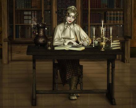 The Scholar by Rachel Dudley