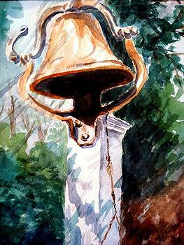 The School Bell by Lynn Cheng-Varga
